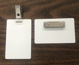 clip or magnet